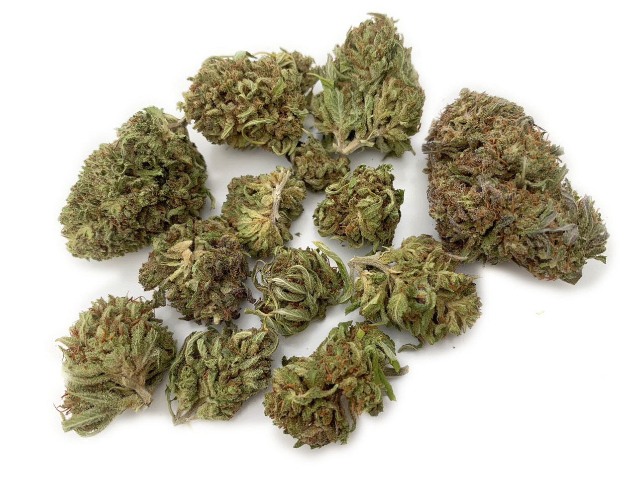 about CBD flower buds