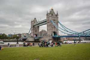 I Met a Man on the London Bridge: Solving the Riddle