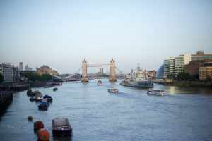 I Met a Man on the London Bridge: